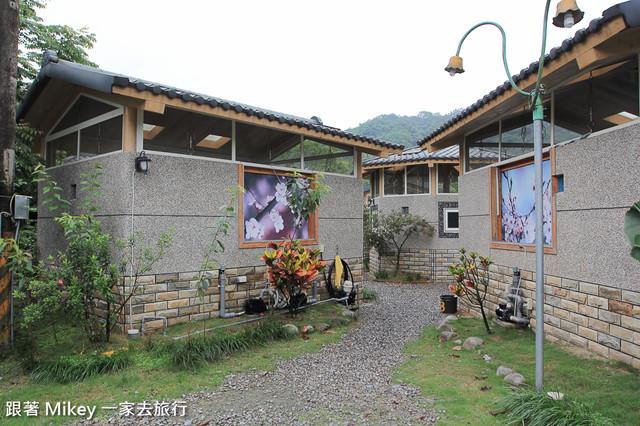 跟著 Mikey 一家去旅行 - 【 大同 】櫻花溫泉露營區