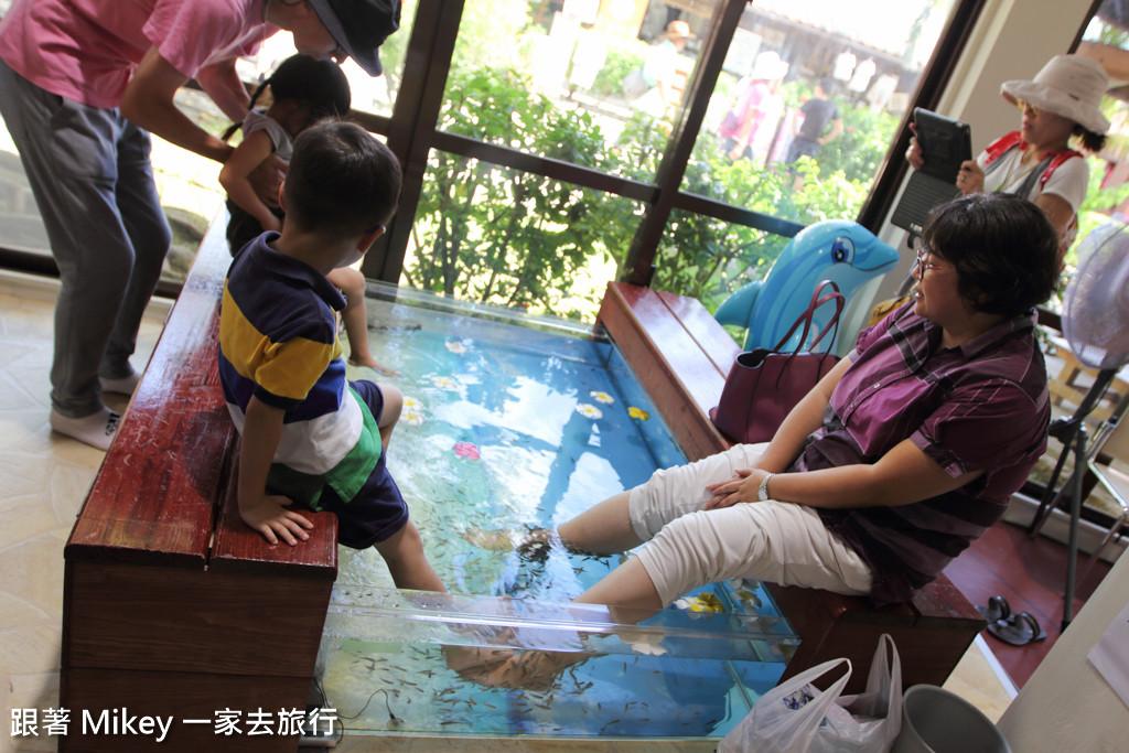 跟著 Mikey 一家去旅行 - 【 沖繩 】沖繩世界文化王國 - 玉泉洞 + 王國村 - Part II
