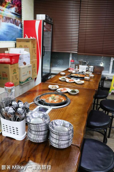 跟著 Mikey 一家去旅行 - 【 仁川 】仁川機場 + 早餐