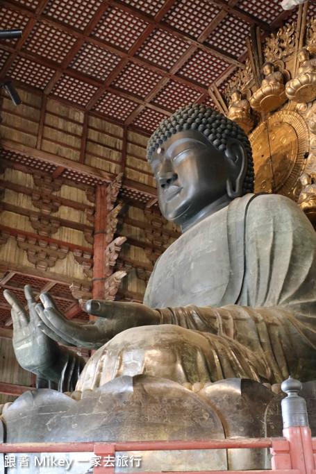 跟著 Mikey 一家去旅行 - 【 奈良 】東大寺