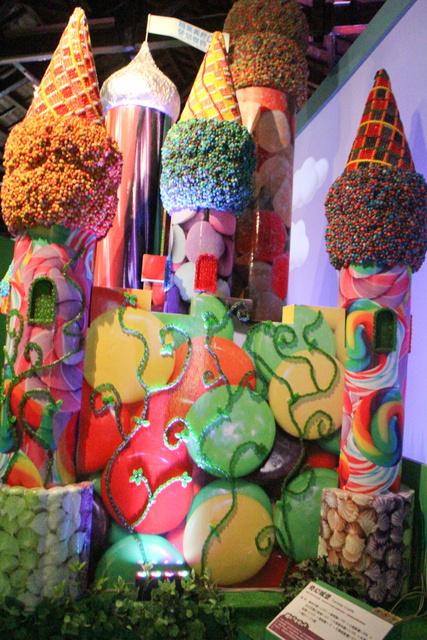 跟著 Mikey 一家去旅行 - 【 高雄 】糖果天后的藝想世界