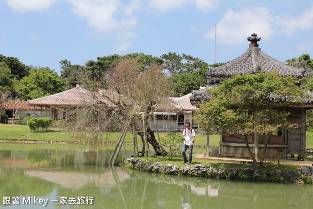 跟著 Mikey 一家去旅行 - 【 沖繩 】識名園