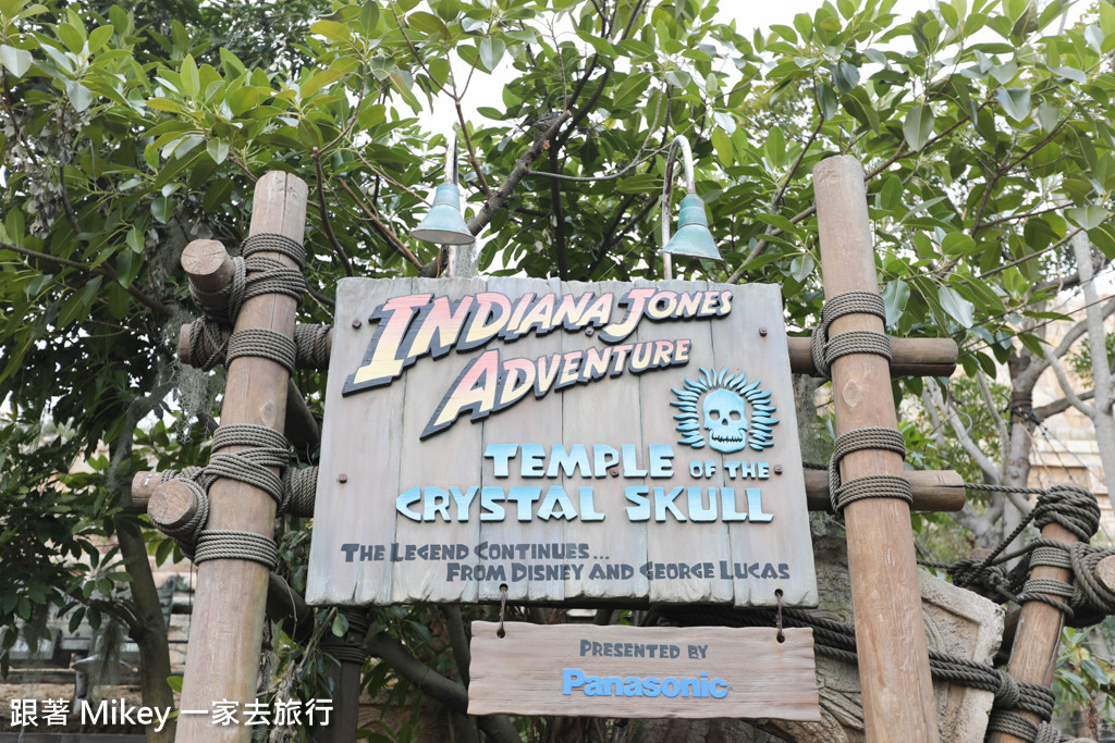 跟著 Mikey 一家去旅行 - 【 舞浜 】東京迪士尼海洋樂園 - Part I