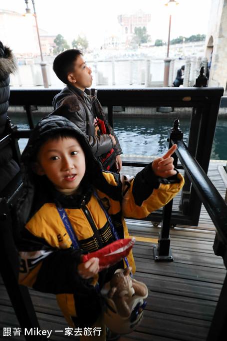 跟著 Mikey 一家去旅行 - 【 舞浜 】東京迪士尼海洋樂園 - Part IV