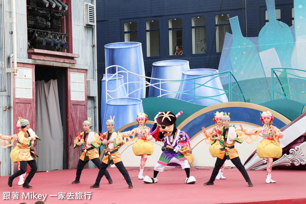 跟著 Mikey 一家去旅行 - 【 舞浜 】東京迪士尼海洋樂園 - 表演篇