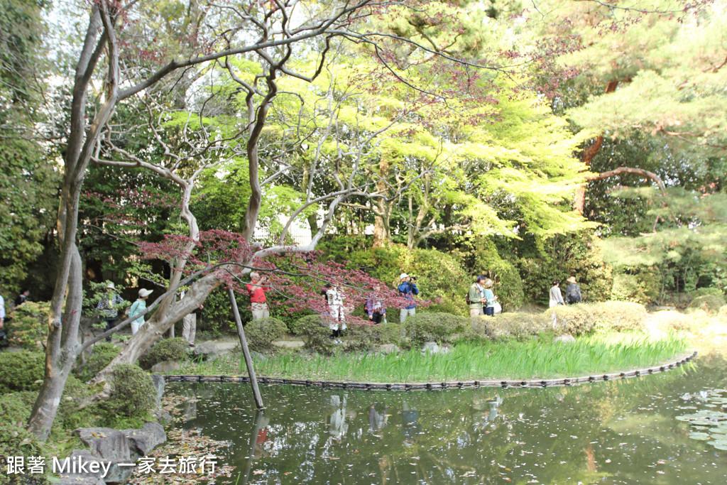 跟著 Mikey 一家去旅行 - 【 京都 】平安神宮 - Part II