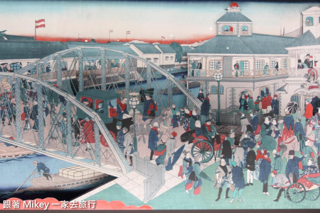 跟著 Mikey 一家去旅行 - 【 大阪 】大阪くらしの今昔館 - Part III