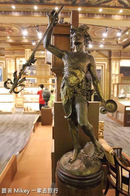 跟著 Mikey 一家去旅行 - 【 台中 】新天地西洋博物館
