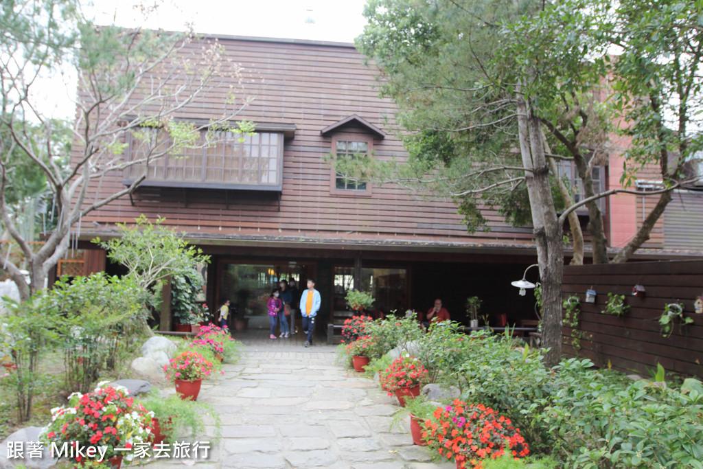 跟著 Mikey 一家去旅行 - 【 大湖 】石壁溫泉山莊