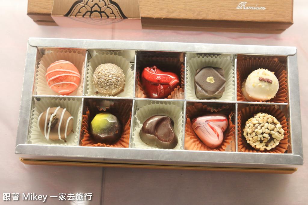 跟著 Mikey 一家去旅行 - 【 大湖 】Schokolake 巧克力雲莊 - 禮品篇