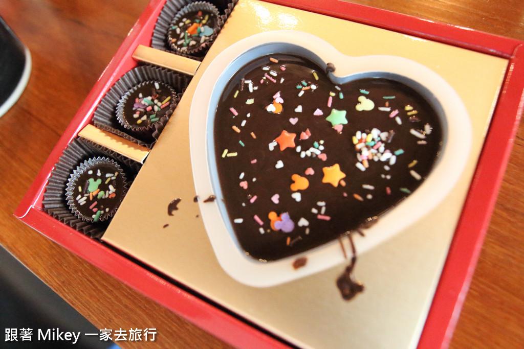 跟著 Mikey 一家去旅行 - 【 大湖 】Schokolake 巧克力雲莊 - 下午茶篇