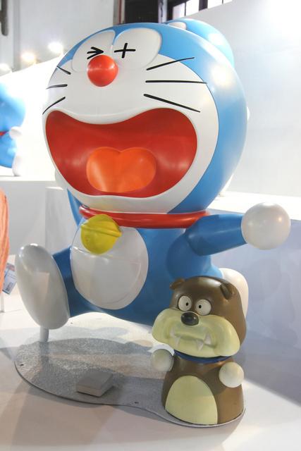 跟著 Mikey 一家去旅行 - 【 台北 】哆啦a夢誕生前100年特展 - Part I