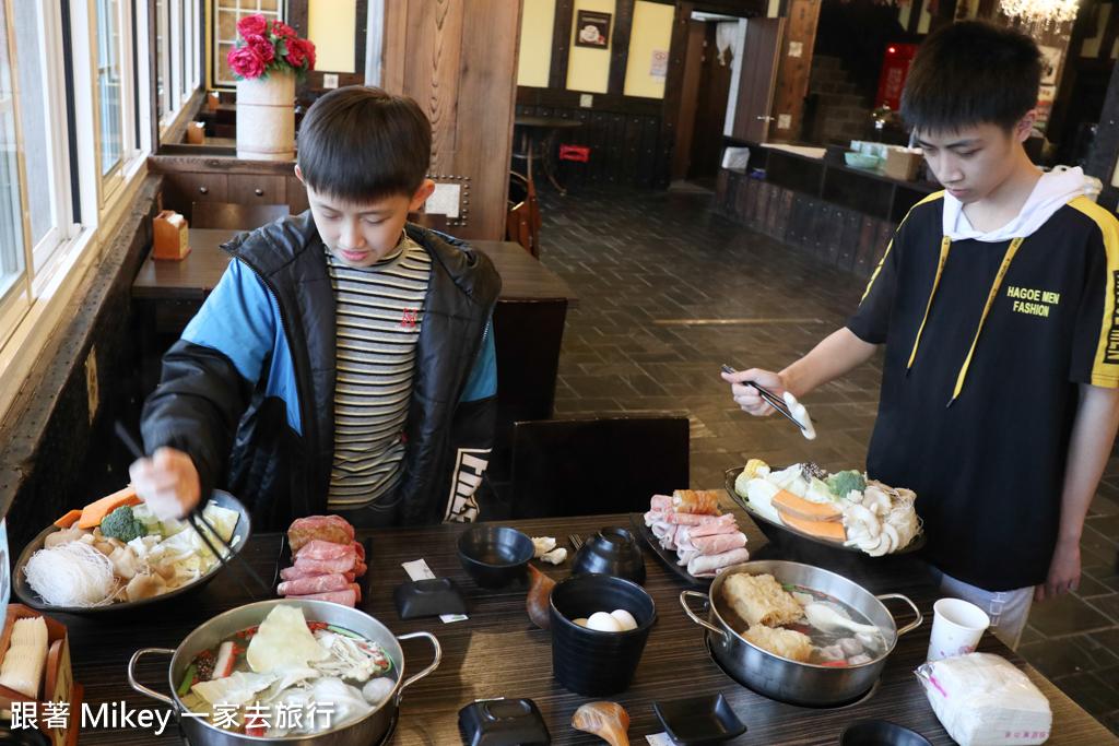 跟著 Mikey 一家去旅行 - 【 仁愛 】凡賽斯民宿 - 餐飲篇