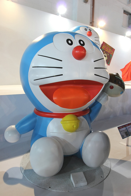 跟著 Mikey 一家去旅行 - 【 台北 】哆啦a夢誕生前100年特展 - Part II
