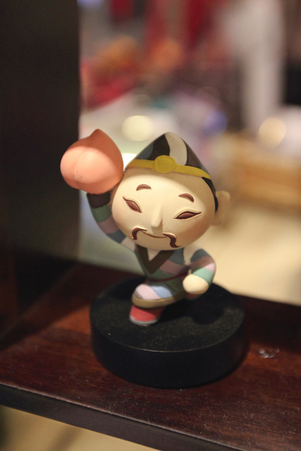 跟著 Mikey 一家去旅行 - 【 台北 】 圓明園特展 - 大清皇帝最美的夢