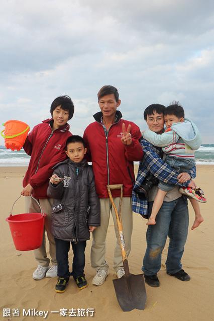 跟著 Mikey 一家去旅行 - 【 福隆 】福容大飯店 - 沙蟹篇