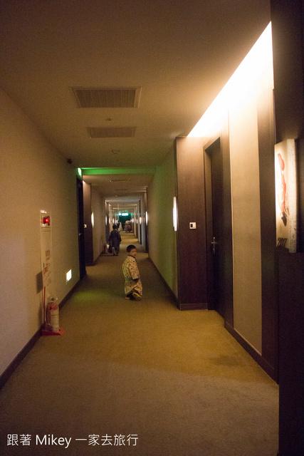 跟著 Mikey 一家去旅行 - 【 八里 】大唐溫泉物語 - 房間篇