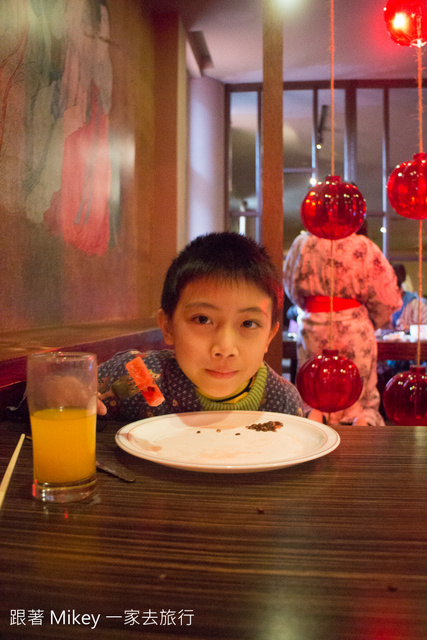 跟著 Mikey 一家去旅行 - 【 八里 】大唐溫泉物語 - 將進酒篇