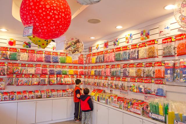 跟著 Mikey 一家去旅行 - 【 神岡 】台灣氣球博物館