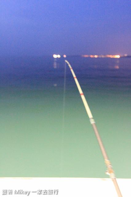 跟著 Mikey 一家去旅行 - 【 馬公 】夜釣小管