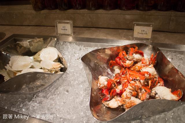 跟著 Mikey 一家去旅行 - 【 高雄 】義大皇冠假日飯店 - 星亞餐廳