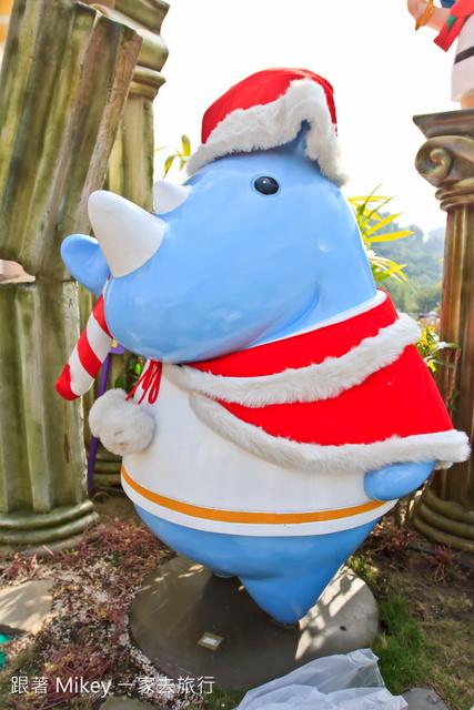 跟著 Mikey 一家去旅行 - 【 高雄 】義大遊樂世界
