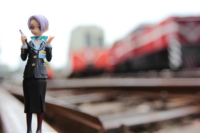 跟著 Mikey 一家去旅行 - 【 嘉義 】阿里山鐵道車庫園區