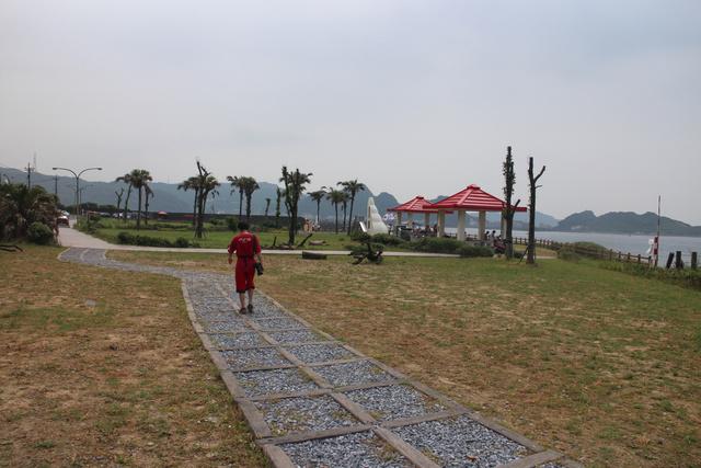 跟著 Mikey 一家去旅行 - 【 貢寮 】東北角海岸國家風景區