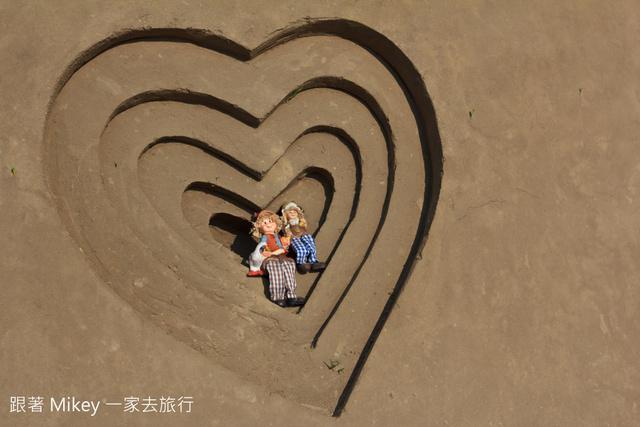 跟著 Mikey 一家去旅行 - 【 南投 】2014 南投國際沙雕藝術節 - 美好年代
