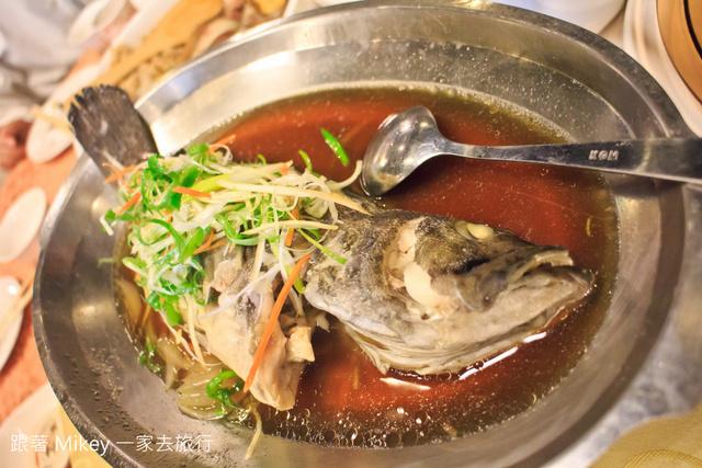 跟著 Mikey 一家去旅行 - 【 新營 】省都川菜海鮮餐廳