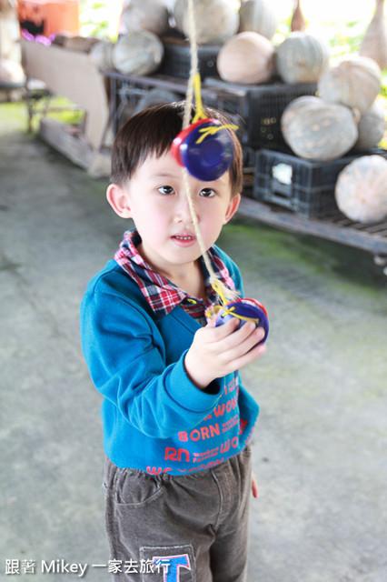 跟著 Mikey 一家去旅行 - 【 壯圍 】旺山休閒農場 - 南瓜王國 - 園區篇 - Part II
