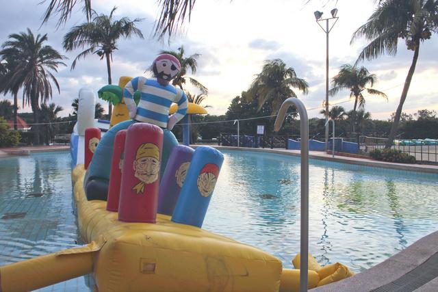 跟著 Mikey 一家去旅行 - 【 墾丁 】統一墾丁海洋體驗樂園
