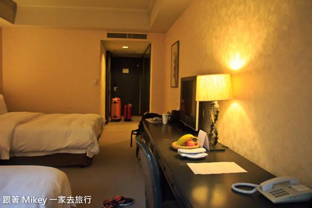 跟著 Mikey 一家去旅行 - 【 秀林 】太魯閣晶英酒店 - 房間篇