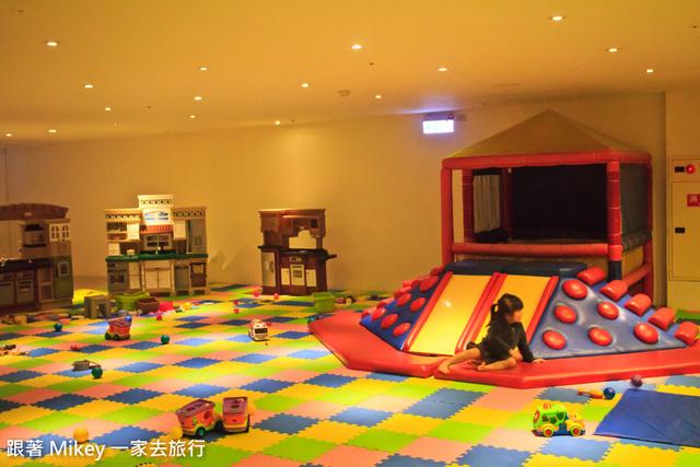 跟著 Mikey 一家去旅行 - 【 秀林 】太魯閣晶英酒店 - 遊憩設施篇