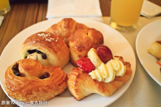 跟著 Mikey 一家去旅行 - 【 秀林 】太魯閣晶英酒店 - 早餐篇