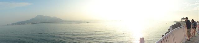 跟著 Mikey 一家去旅行 - 【 淡水 】淡水漁人碼頭