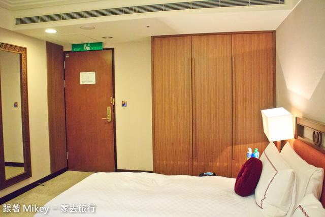 跟著 Mikey 一家去旅行 - 【 嘉義 】阿里山賓館 - 房間篇
