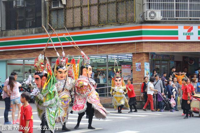 跟著 Mikey 一家去旅行 - 【 南庄 】南庄老街