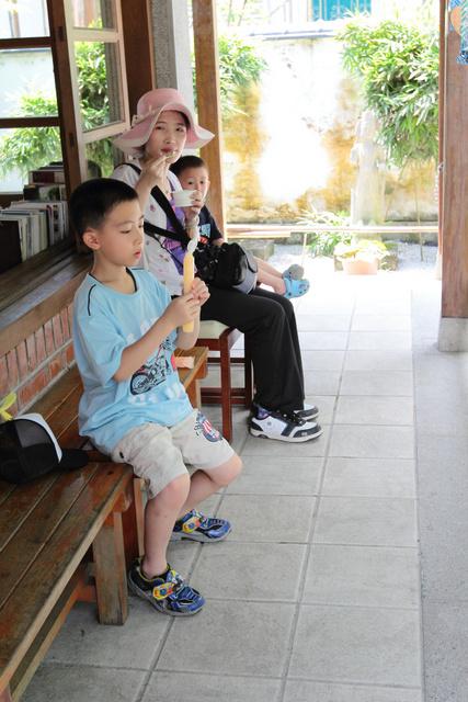 跟著 Mikey 一家去旅行 - 【 吉安 】吉安慶修院