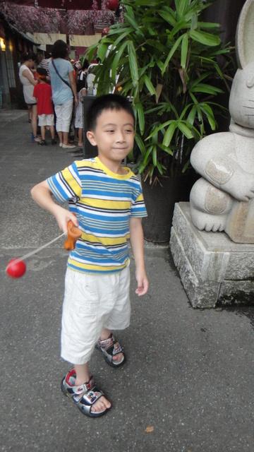 跟著 Mikey 一家去旅行 - 【 土城 】手信坊和果子文化館
