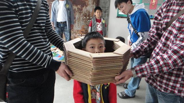 跟著 Mikey 一家去旅行 - 【 宜蘭 】玉兔鉛筆學校