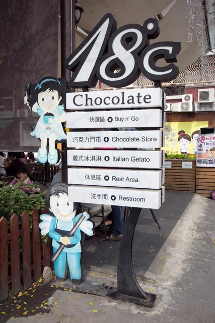 跟著 Mikey 一家去旅行 - 【 南投 】18度C巧克力工房