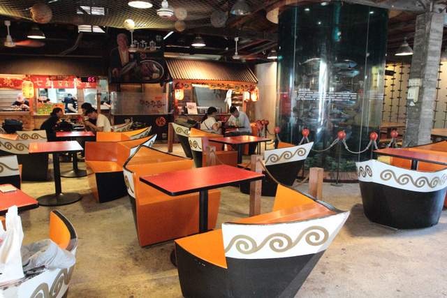 跟著 Mikey 一家去旅行 - 【 新城 】七星柴魚博物館