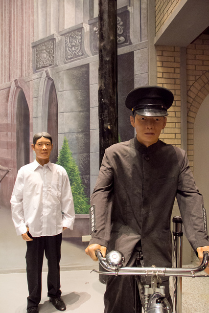 跟著 Mikey 一家去旅行 - 【 安南 】國立台灣歷史博物館 - Part II