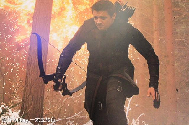 跟著 Mikey 一家去旅行 - 【 台北 】漫威超級英雄特展 - A9 - 前篇