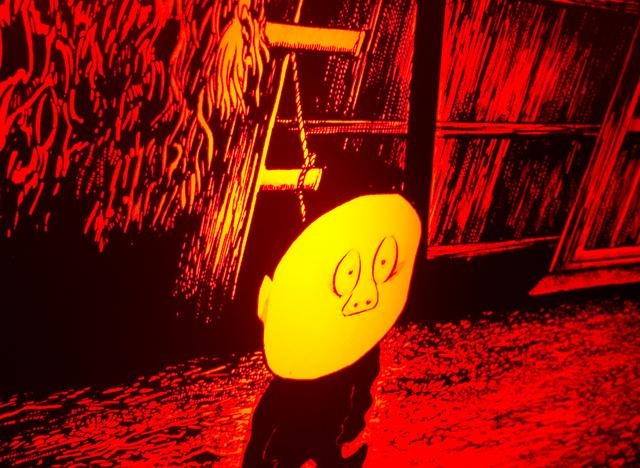 跟著 Mikey 一家去旅行 - 【 台北 】鬼太郎妖怪樂園 - Part I