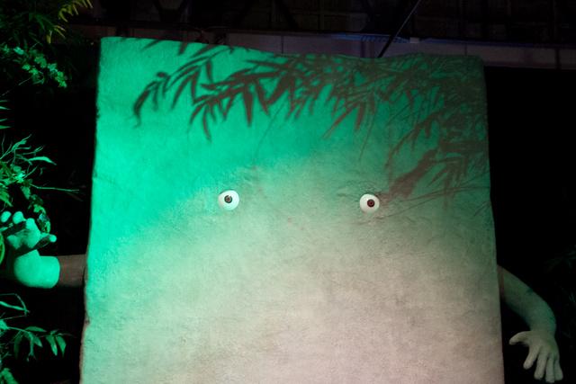 跟著 Mikey 一家去旅行 - 【 台北 】鬼太郎妖怪樂園 - Part II