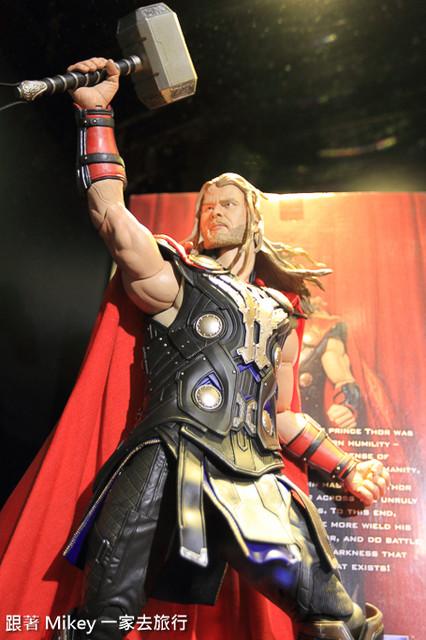 跟著 Mikey 一家去旅行 - 【 台北 】漫威超級英雄特展 - A9 - 後篇