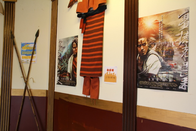 跟著 Mikey 一家去旅行 - 【 白河 】白河台灣電影文化城 - Part II
