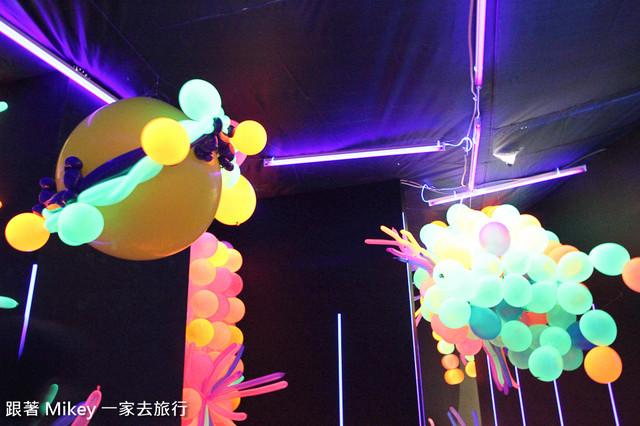 跟著 Mikey 一家去旅行 - 【 台北 】氣球人歷險記 - Part II